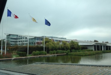 Renault Technocentre Visit